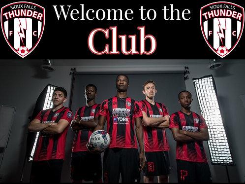Fan Club Red