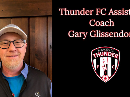 Gary Glissendorf Joins the Thunder as Assistant Coach