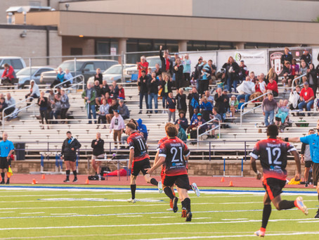 Last-Second Limmer Strike Equalizes in Final Home Game