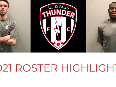 2021 Roster Highlight: Limmer and Storm Return to the Front Lines