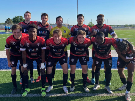 Thunder Upset Duluth FC with Last-Second Goal