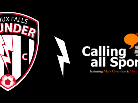 Beier Guest on Calling All Sports Podcast