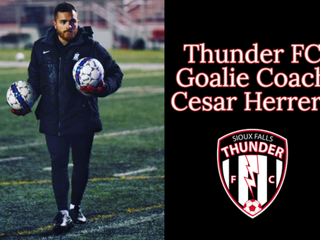 Hastings Graduate Joins Thunder Coaching Staff