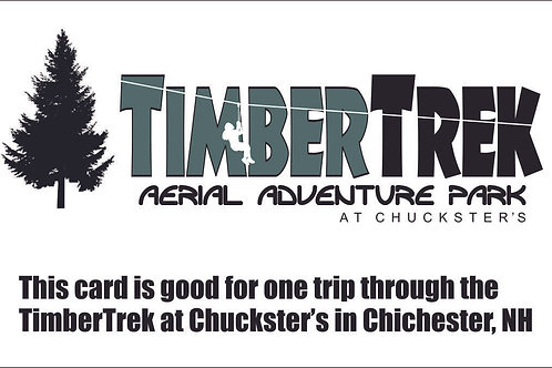TimberTrek--Chichester location only