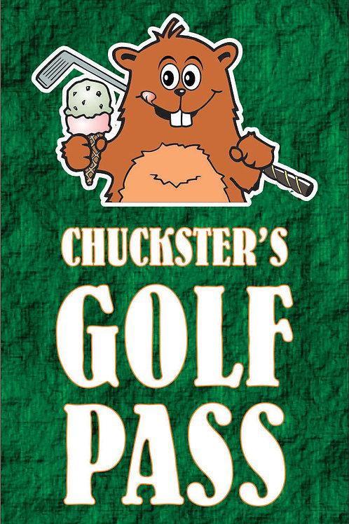 Round of Mini Golf--Hooksett location only