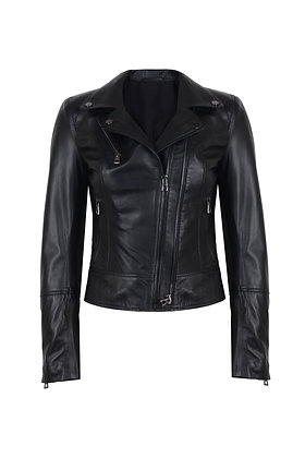 Women Collection Leather Biker Jacket