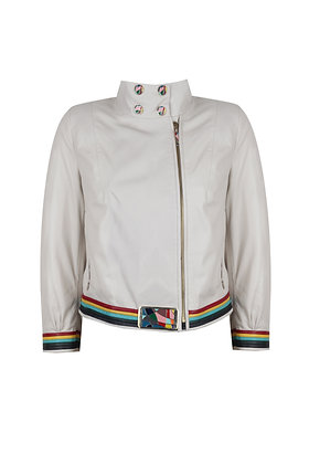 Women Collection Leather Jacket B5008