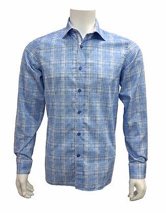 "Brandolini ""Blue"" Sports Shirt"