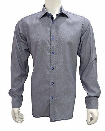 """Brandolini """"Navy"""" Sports Shirt"""