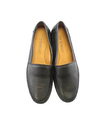 Giorgio Brutini Black Moccasin Soft Leather loafer