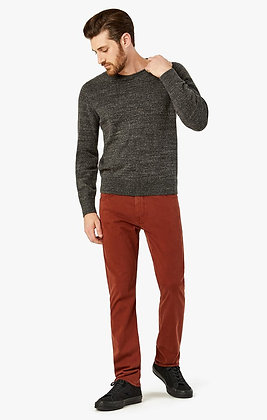 34 Heritage (Charisma - Rust Twill) Relaxed Straight Leg Jeans