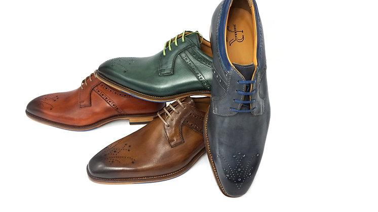 Jose Real Italian Lace Shoes