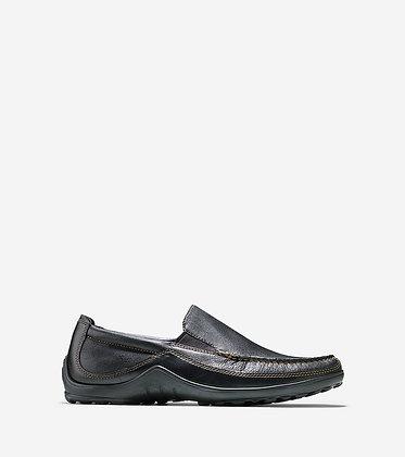 Cole Haan Black Tucker Venetian Loafer/Slip on Shoe