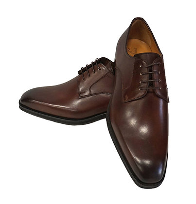 Jose Real Brown Italian Lace Up shoes