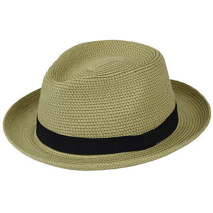 Country Gentlemen Natural fedora