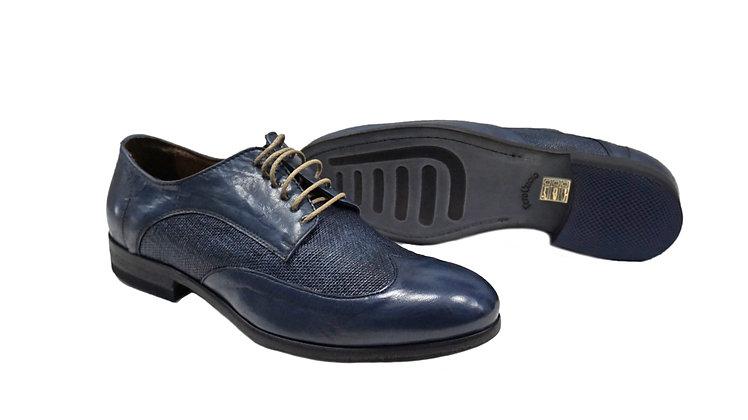 "Bacco Bucci ""AGATA"" Italian Leather and Linen shoe"