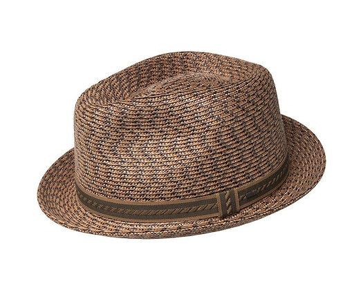 """Bailey Summer Hat """"Mannes"""" - Orange"""