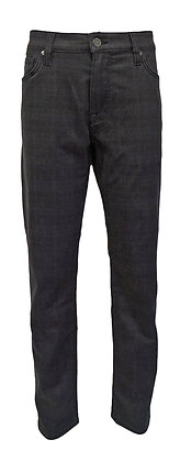 34 Heritage (Courage - Charcoal Plaid) Jeans