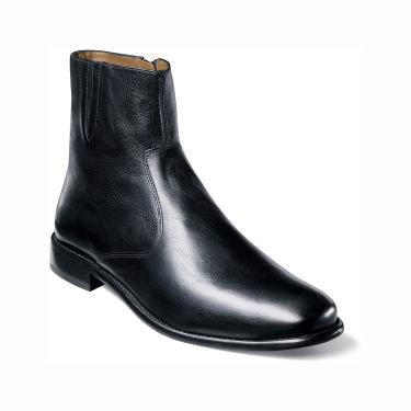 "Florsheim (Hugo) ""Black"" Plain toe Boot"