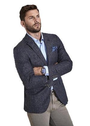 S.Cohen Men's Fancy Textured blazer Jacket