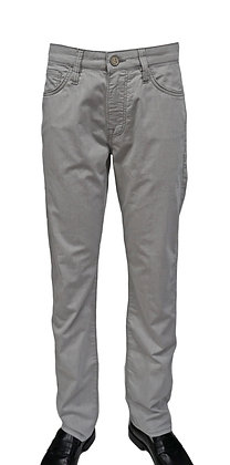 34 Heritage (Courage - Latte Herringbone Reversed) Gray Jeans