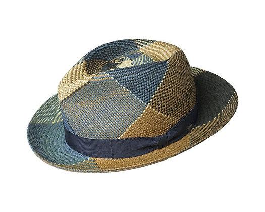 "Straw Fedora Panama Hat by Bailey ""Giger"""