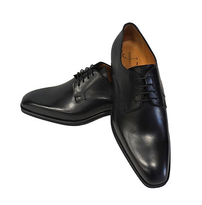 Jose Real Black Jose Shoe, Italian Made