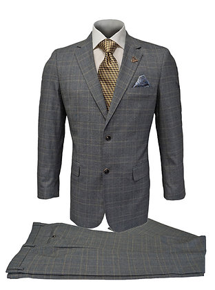 Needle & Stitch Modern Fit Suit, Single Breasted