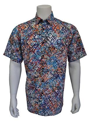 Bassiri Short Sleeve Summer Shirt