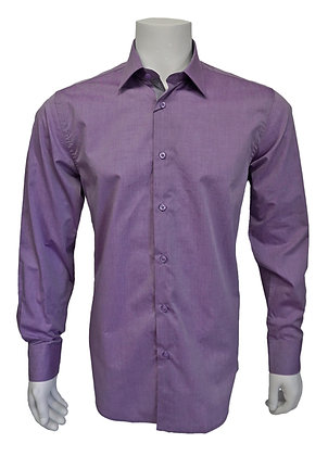 "J Cado ""Lilac"" Button Down Shirt"
