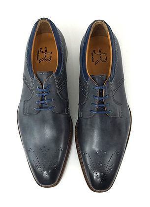 Jose Real Gray Oxford Shoe