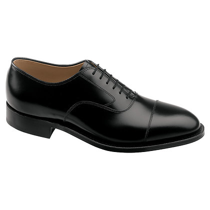 Johnston Murphy Men's Melton Cap toe Oxford Shoe