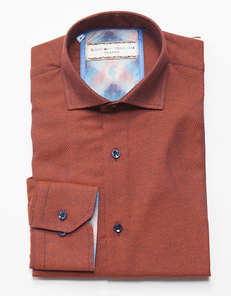 "Luchiano Visconti ""Orange"" Sports Shirt"