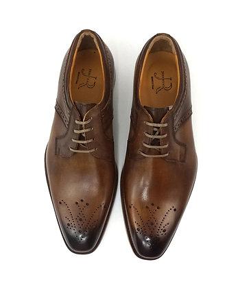Jose Real Mens brown Italian Shoes