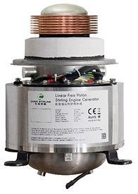 パワーM  800ワット 水冷発電エンジン