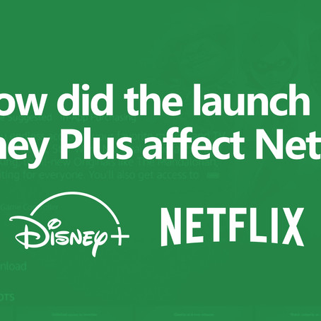How Did the Launch of Disney Plus affect Netflix?