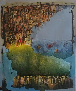 100x80 oil on canvas euro 4. 750 quiet