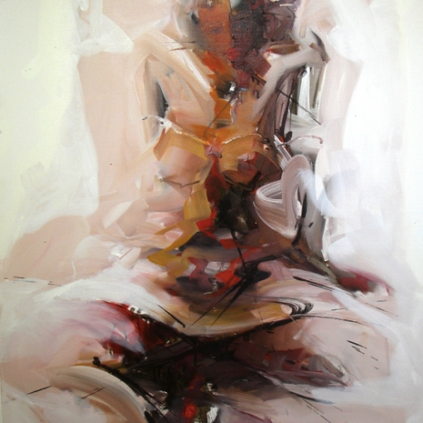 SITTING FEMALE FIGURE