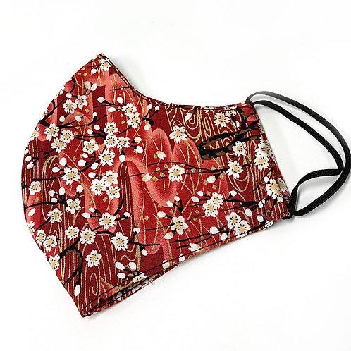 Cherry Blossom Face Mask