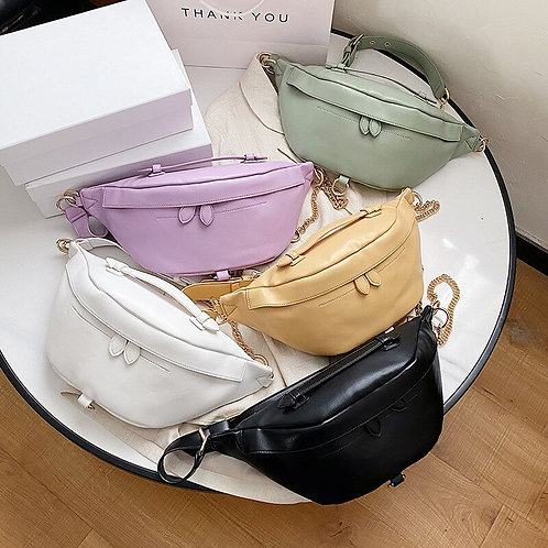 Oversized Belt Bag Purse