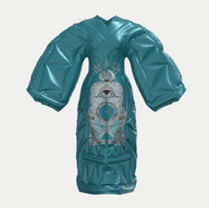 Blue Koi Astronaut Dress.png