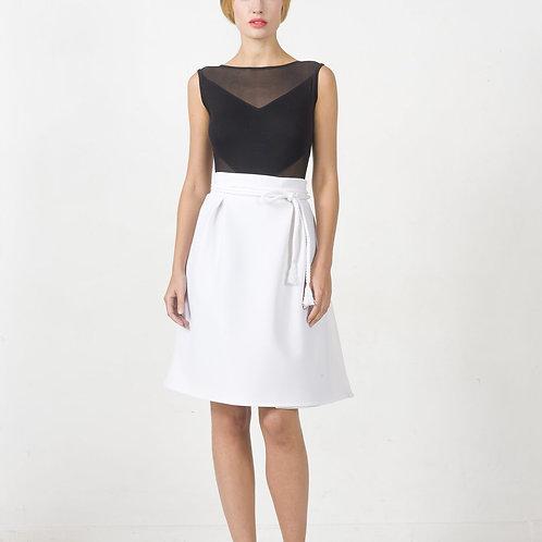 White Skirt (Neoprene)