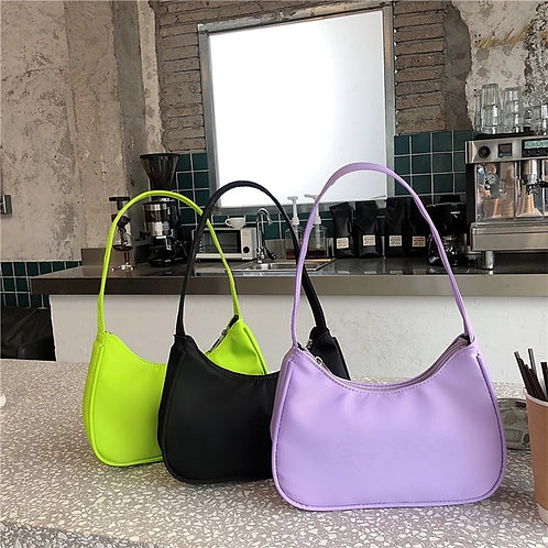 Simple Neon Handbag