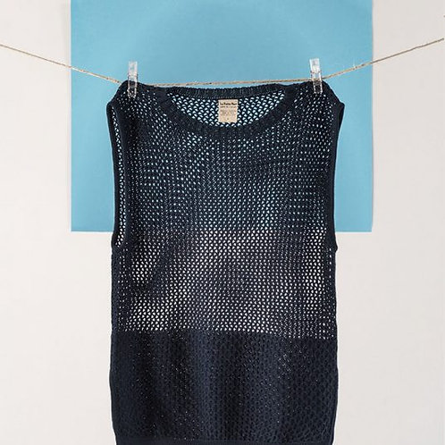 See-Through Knit Top