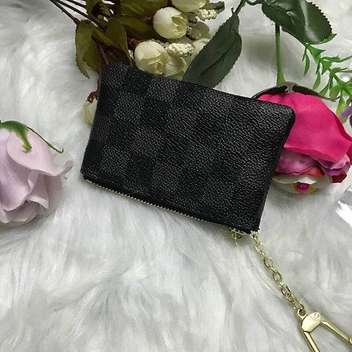 LV styled Keychain Bag