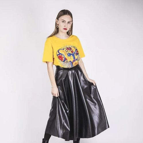 Yellow Elephant T-Shirt (Female)