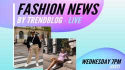 Trendblog - LIVE 1#