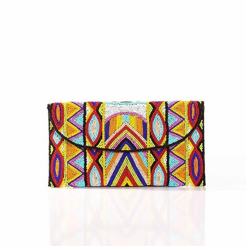 African styled Clutch