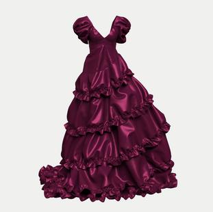 Queen Maryland Dress.png