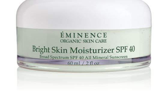 Bright Skin Moisturizer SPF 40 2oz Retail